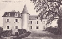 16/  7 / 266  -GENEUILLE  ( 25 )  -  LE  CHÂTEAU - Frankrijk