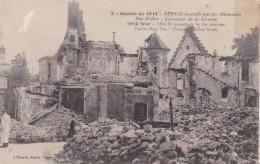 SENLIS - OISE   (60)  - CPA 1916.. - Senlis