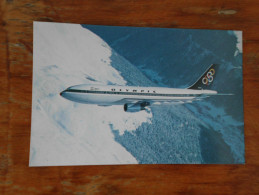 Olympic Airways Airbus A 300 - 1946-....: Moderne