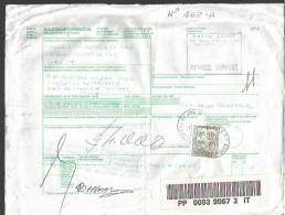 PERU'1---  STORIA POSTALE,  PERU',  LIMA---NAPOLI,  ITALY, - Peru