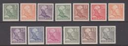 Sweden 1939-48 - Gustav V Type II 13v Mint Never Hinged ** - Nuovi