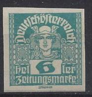 Austria  1920/21 6H (**) Mi.296 - Ungebraucht
