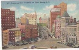 Etats Unis  NY - Albany - Looking Up State Street From The Plaza  : Achat Immédiat - Albany