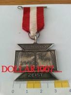 .medal - Medaille - Zeist Barttiméustocht 1968 - Unclassified