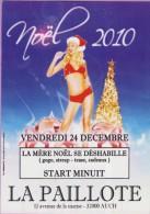 CC °_ 32 Auch - La Paillote Noël 2010 - Musik Und Musikanten
