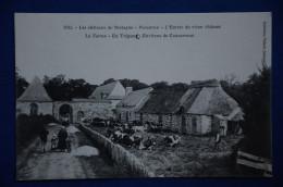 EN TREGUNC Ferme Environs De Concarneau Penanrun Entrée Vieux Chateau - Trégunc