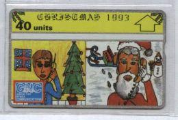 Gibraltar 310L - Christmas 1993, 40u