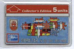 Gibraltar 308A - EEC, 5u - MINT