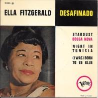 """Ella FITZGERALD-""""Desafinado""""- Super 45 T (4 Titres)-Verve-BE - Jazz"""