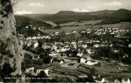 Allemagne - Rhénanie Palatinat - Gerolstein / Eiffel - Blick Von Der Munterlay - Semi Moderne Petit Format - état - Gerolstein