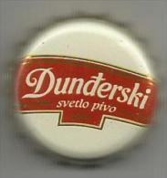 Lav DUNDJERSKI Beer Cap From Carlsberg Serbia Brewery - Beer
