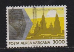 VATICAN, 1990, Used Stamps ,Santiago De Compostella, 1016 #4434, 1 Value(s) Only - Vatican