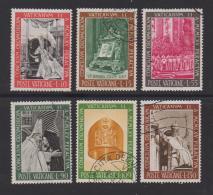 VATICAN, 1966, Mixed Stamps , Pope John XXIII,508-513, #3934,  Complete - Vatican