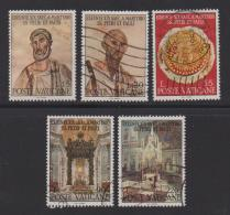 VATICAN, 1967, Mixed Stamps , Martyrdom, 523-527, #3937,  2 Values Only - Vatican