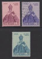 VATICAN, 1968, Mixed Stamps , Christmas, 541-543, #3946,  Complete - Vatican