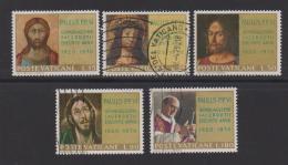 VATICAN, 1970, Mixed Stamps , Pope Paul's Ordination, 564-568, #3972,  Complete - Vatican