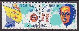 Finnland  1178/79 ZD , O  (H 939) - Gebraucht