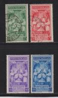 VATICAN, 1939, Mixed Stamps , Coronation Pope Pius XII, 80-83, #4084,complete - Used Stamps