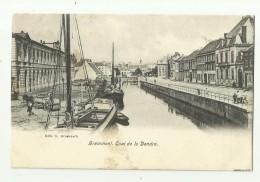 Geraardsbergen - Grammont  *  Quai De La Dendre   (Binnenschip - Barge) - Geraardsbergen