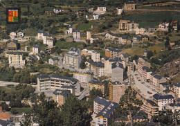 VALLS D'ANDORRA  VUE PARTIELLE (dil183) - Andorre