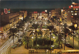 LEBANON - Beyrouth - Beirut - The Martyr's Square By Night - Libano