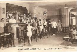 83 –Cavalaire-sur-Mer (Var) –bar De L´hôtel Des Bains - France
