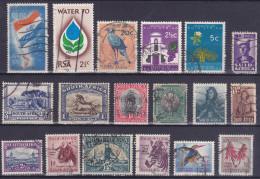 Lot RSA Afrique Du Sud South Afrika - Good Value (see Scan) (Mix101) - Non Classés