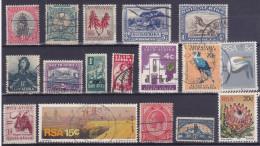 Lot RSA Afrique Du Sud South Afrika - Good Value (see Scan) (Mix102) - Non Classés