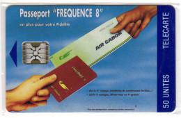 GABON REF MV CARDS GAB-18  SC5 50U AIR GABON