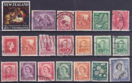 Lot Nouvelle-Zélande New Zealand - Good Value (see Scan) (Mix111) - Nouvelle-Zélande