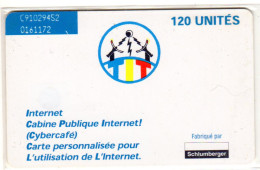 TCHAD REF MV CARDS CHD-21 SC7 120U INTERNET2