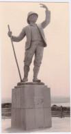 CONGO - 1956 - LEOPOLDVILLE - Statue De STANLEY - 5 Jours Après Son Inauguration. - Africa