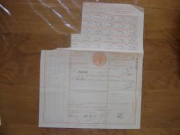 1932 Bond Action Titre Dette Publique République Française Usufruit-Nue Propriété Rente De 4,5% - Banque & Assurance
