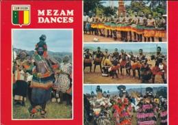 REPUBLIQUE FEDERALE DU CAMEROUN--MEZAM DANCES---voir 2 Sans - Cameroun