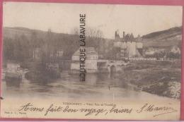 27 - VERNONNET--Vieux Pont Et Tourelles--precurseur - Francia