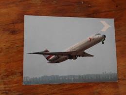 Austrian Airlines Douglas DC 9/32