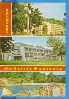 SARATA MONTEORU  ROMANIA GANZSACHE STATIONERY ENTIER 1988 - Interi Postali