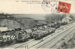 Environs De Montlucon : Gare De Chamblet Néris Les Bains - Altri Comuni