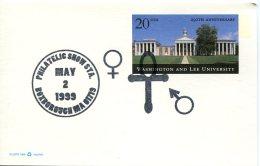 11402 U.s.a. Special Postmark 1999 Showing The Key Of Life, Crux Ansata, Egyptian Hieroglyphic,simbolo Egizio Della Vita - Egyptologie