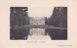 SOLLIES-PONT - VAR - (83) - CPA GAUFFREE. - Sollies Pont