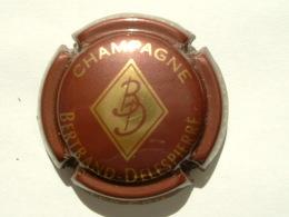 CAPSULE DE CHAMPAGNE  - BERTRAND DELESPIERRE - PRUNE ET OR - Champagne