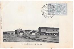 ETHIOPIE - DIRRE DAOUA - Vue De La Gare - Ethiopia