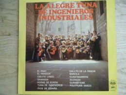 La Alegre Tuna De Ingenieros Industriales - Vinyl-Schallplatten