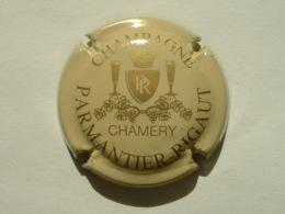 CAPSULE DE CHAMPAGNE  - PARMENTIER RIGAUT - CREME ET OR - Champagne