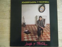 Joaquin Sabina Y Viceversa - Juez Y Parte - Vinyl Records