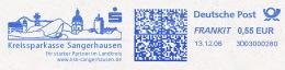 Freistempel 4598 Sangerhausen Jacobikirche - Marcophilie - EMA (Empreintes Machines)