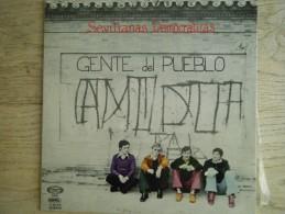 Gente Del Pueblo - Sevillanas Democraticas - Vinyl Records