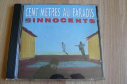 Les Innocents - Cent Mètres Au Paradis - Pop & Pop Rock - Disco, Pop