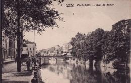 CHARLEROI -- Quai De Namur + Animation - Charleroi