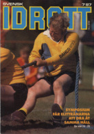 Svensk Idrott Nr7 & Nr8 1987 - Books, Magazines, Comics